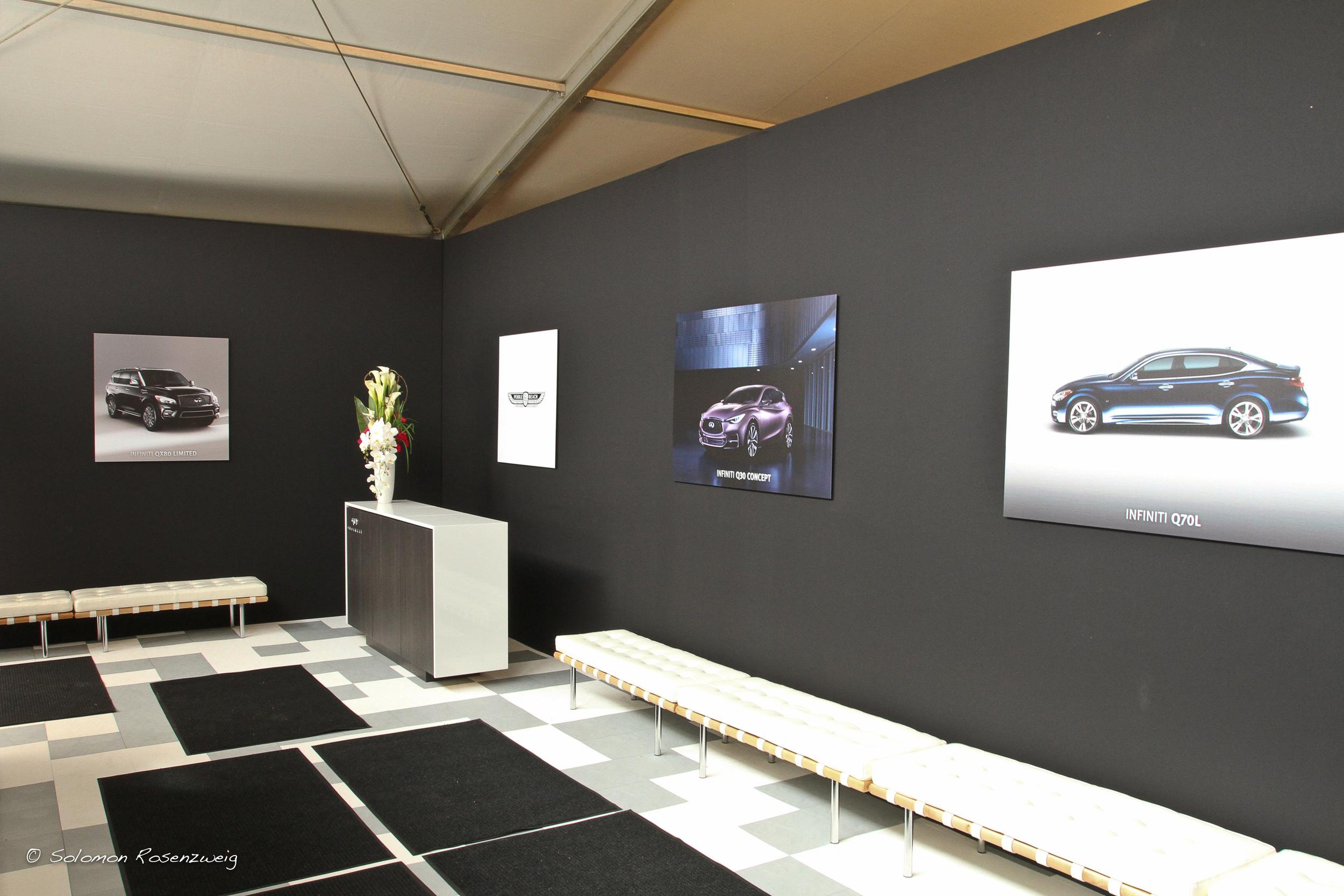 Ininiti Media Center Lounge 2014