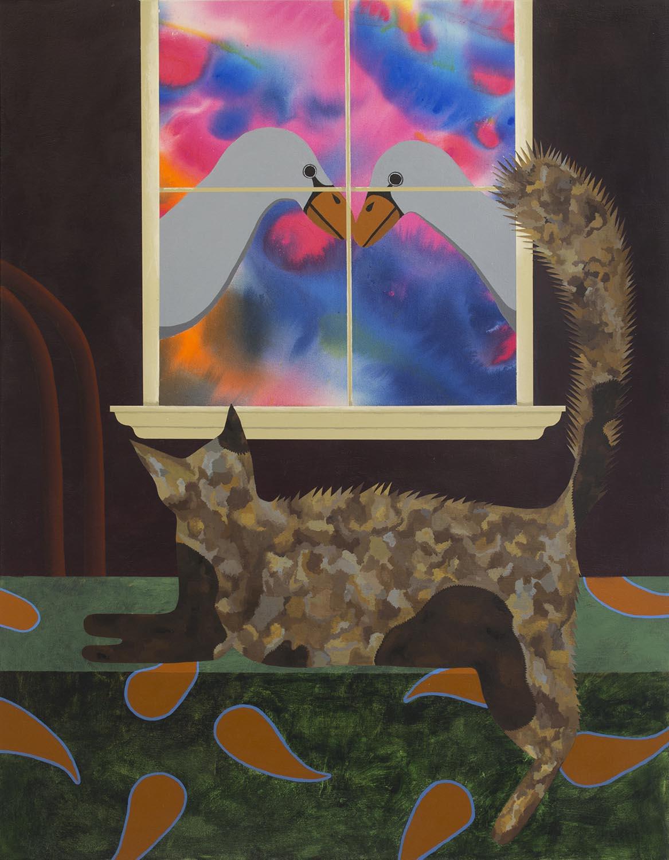 Two Swans One Cat, Window_web.jpg