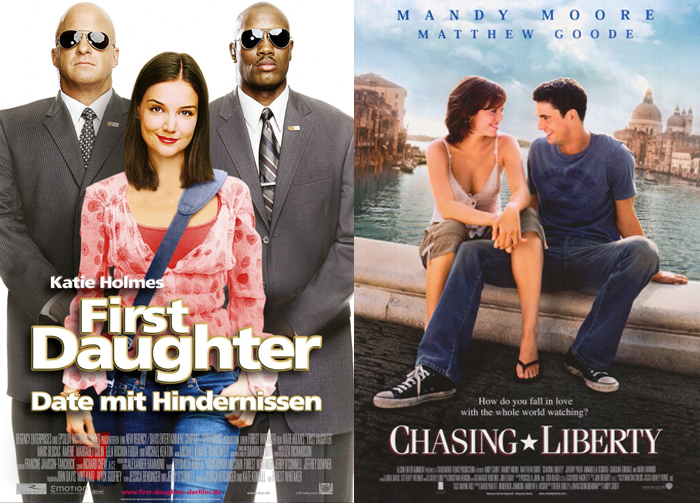 First Daughter, Chasing Liberty (2004)