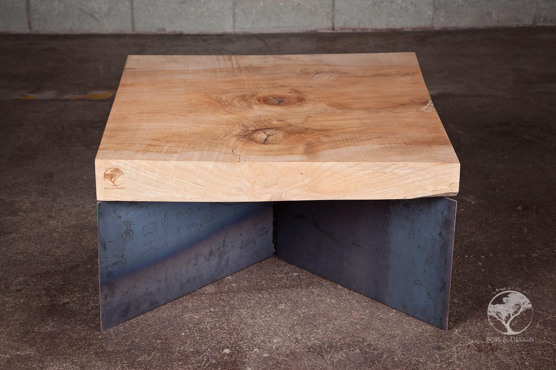 square maple coffee table on steel 2.jpg