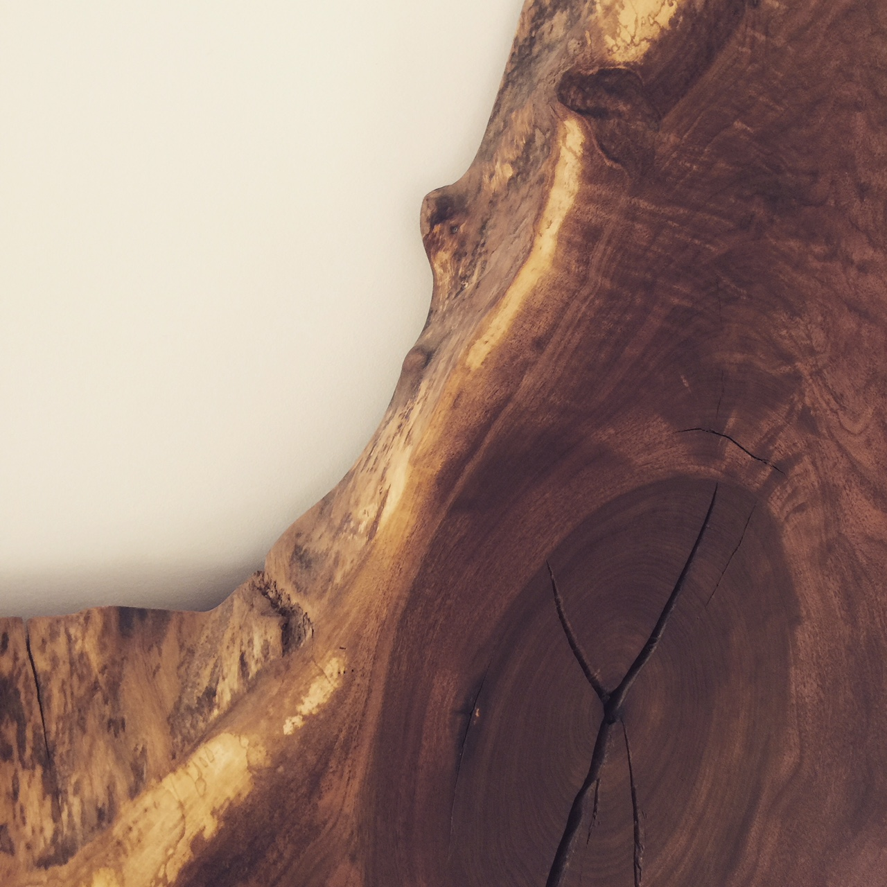 Black walnut slab