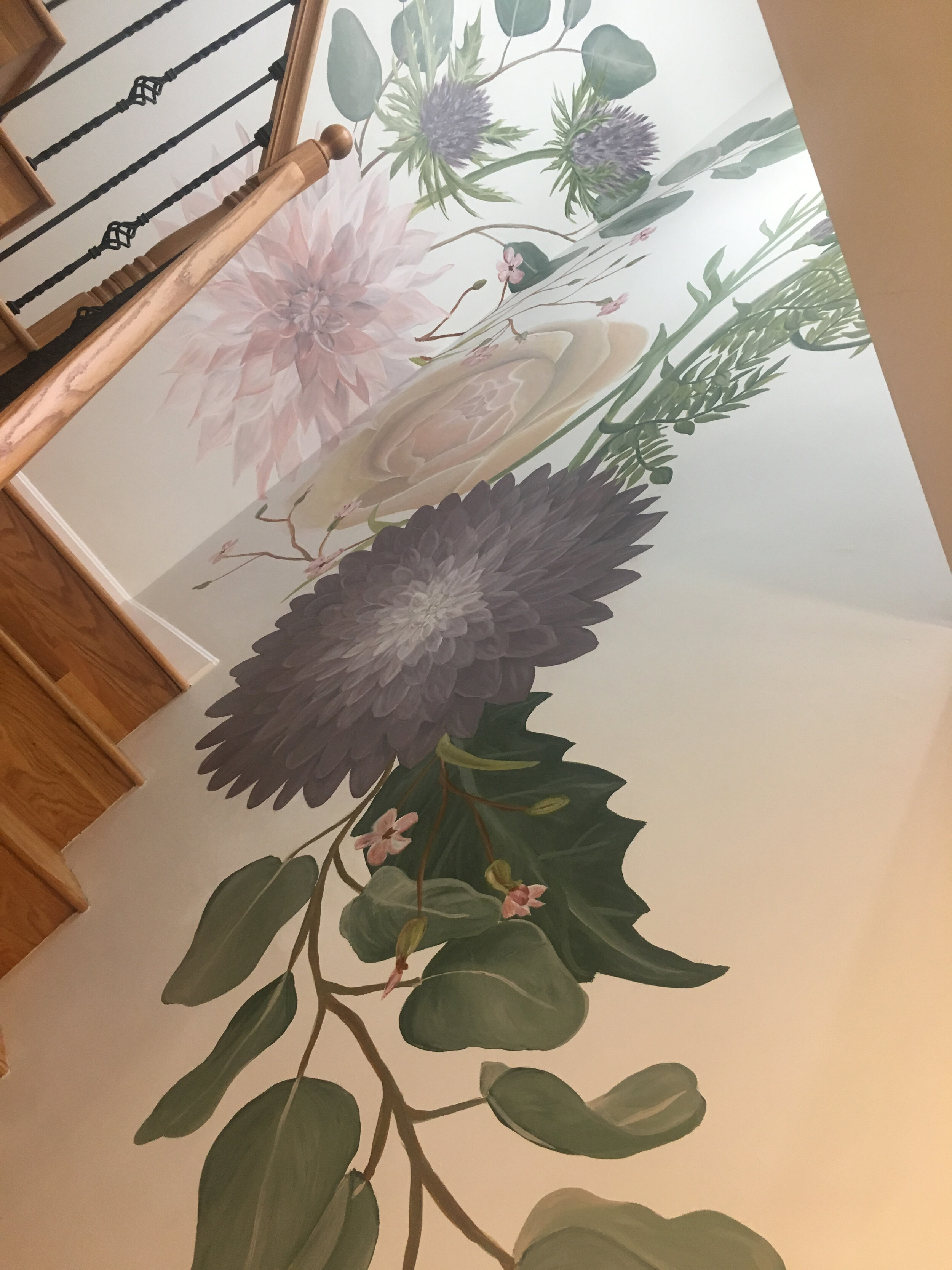 10.Botanical Staircase Mural Detail.jpg