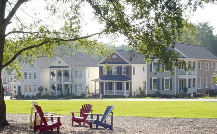 Redfearn in Simpsonville, South Carolina. A completed TRG Community.
