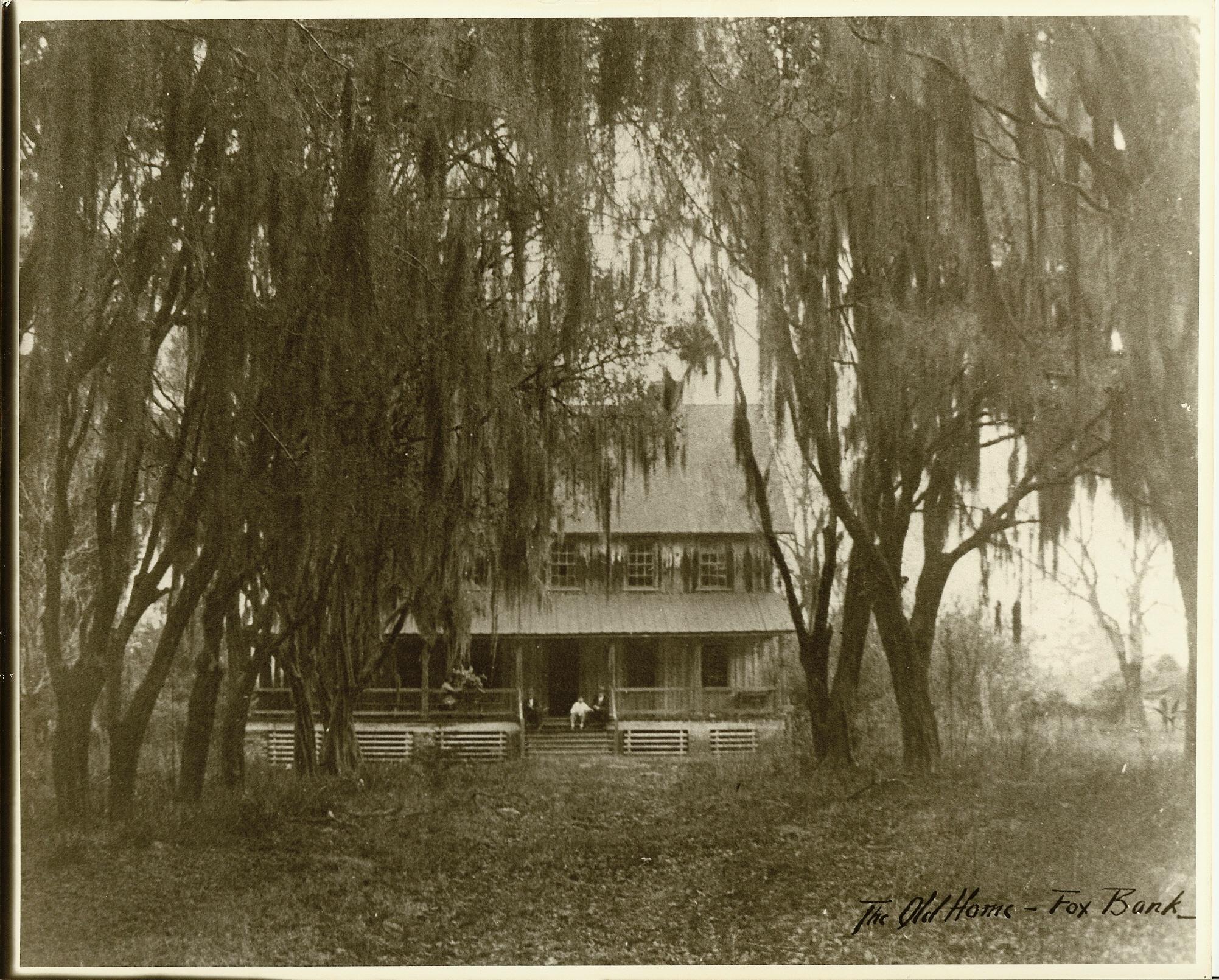 Original Foxbank Home