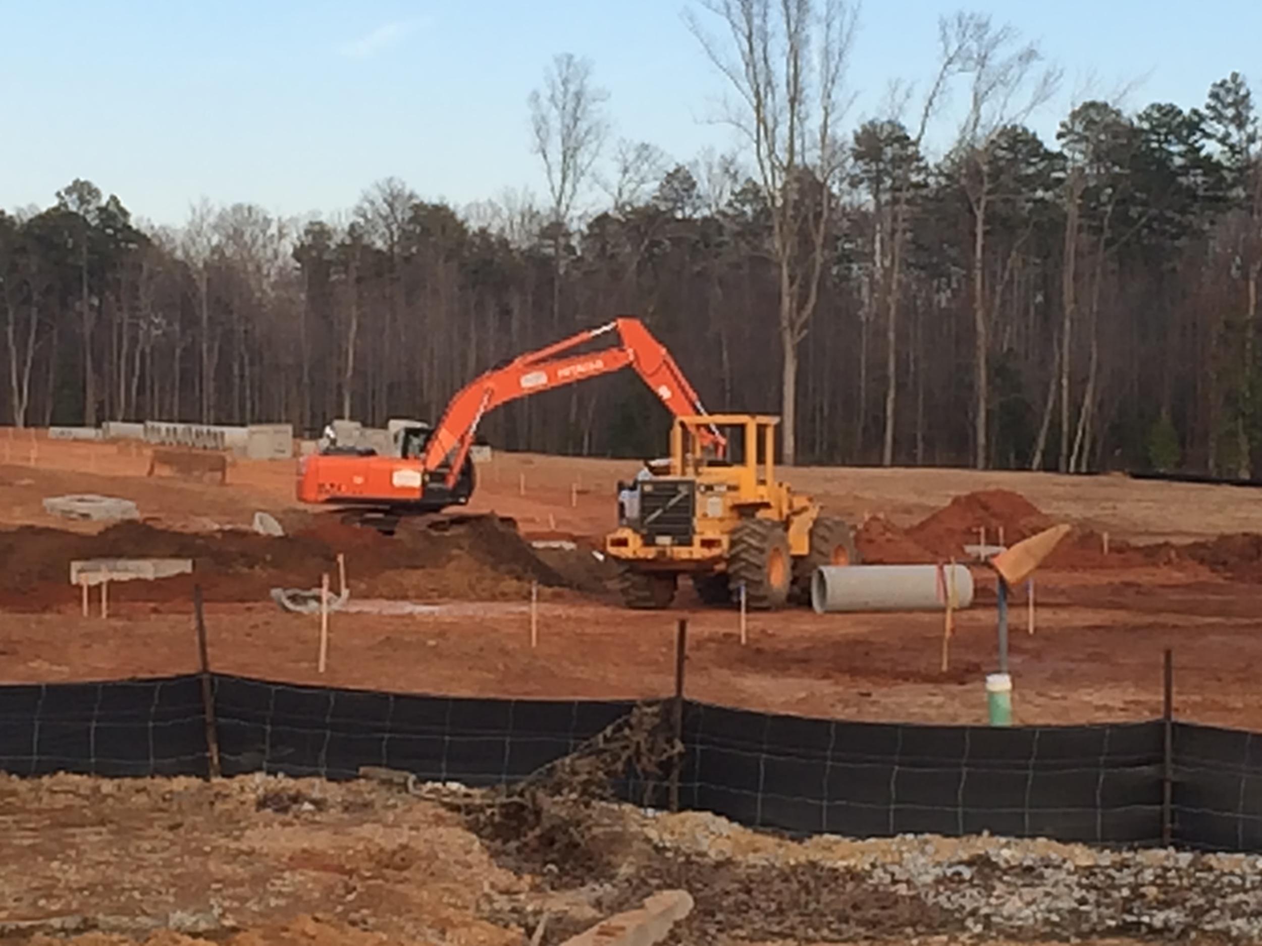 Phase 5 underway, January 2015