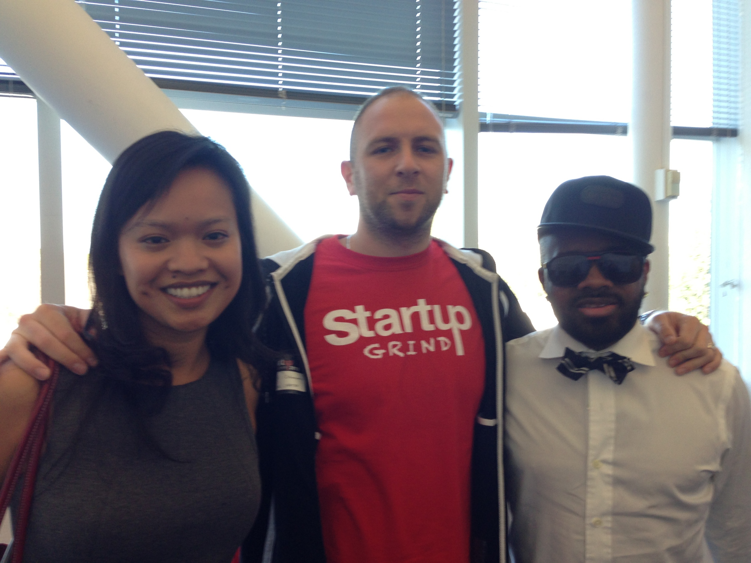 Mary Grove, Head of Google for Entrepreneurs and Jermaine Dupri (Grammy Award Winning Producer)