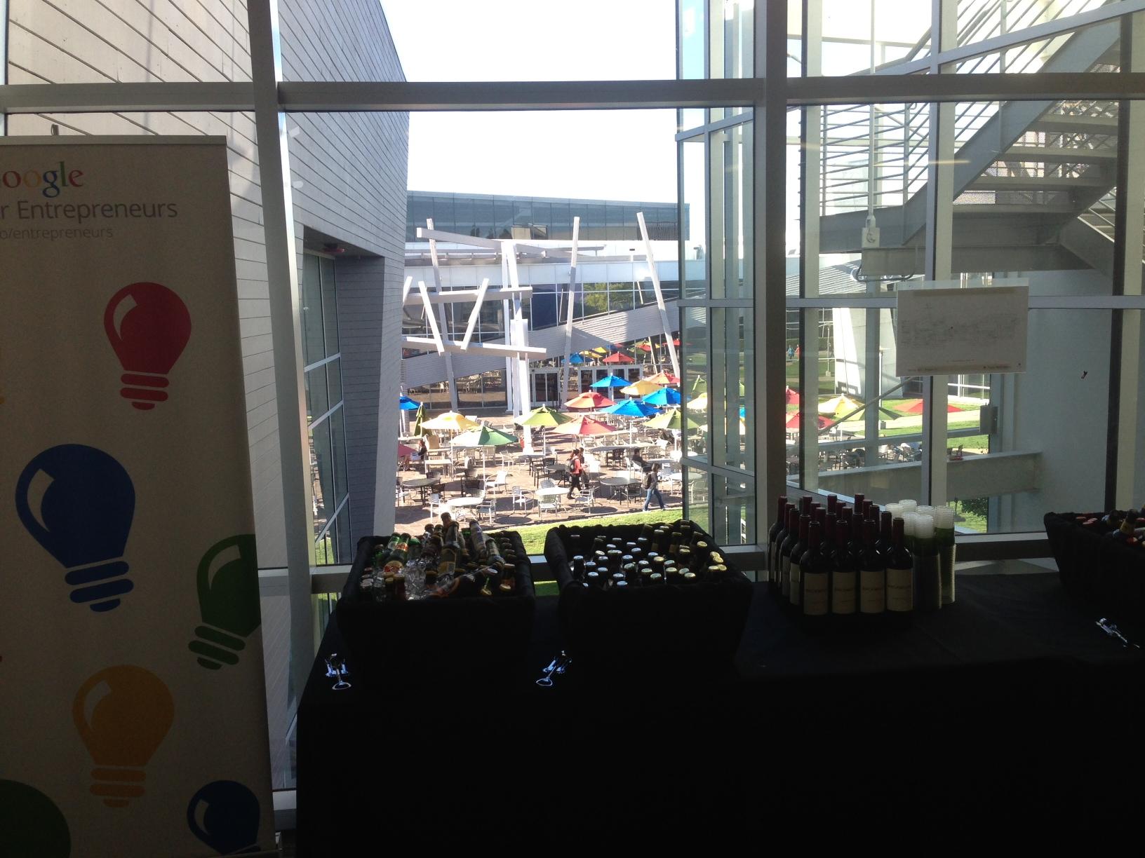 Startup Grind event at Google