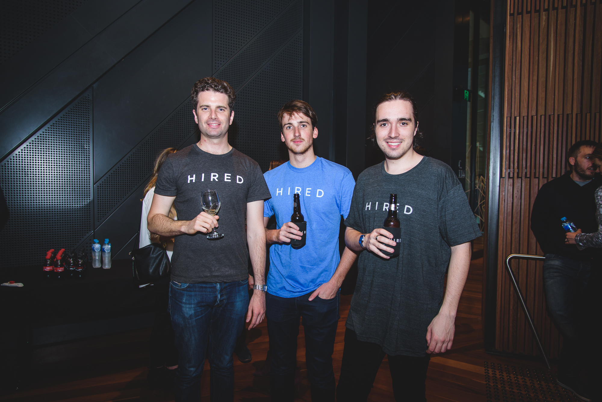 The Hired team in Melbourne  (Image: Startup Melbourne)
