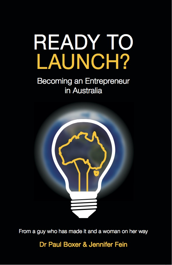 Ready to Launch is a simple step-by-step guide to creating a startup in Australia  (Image: supplied)