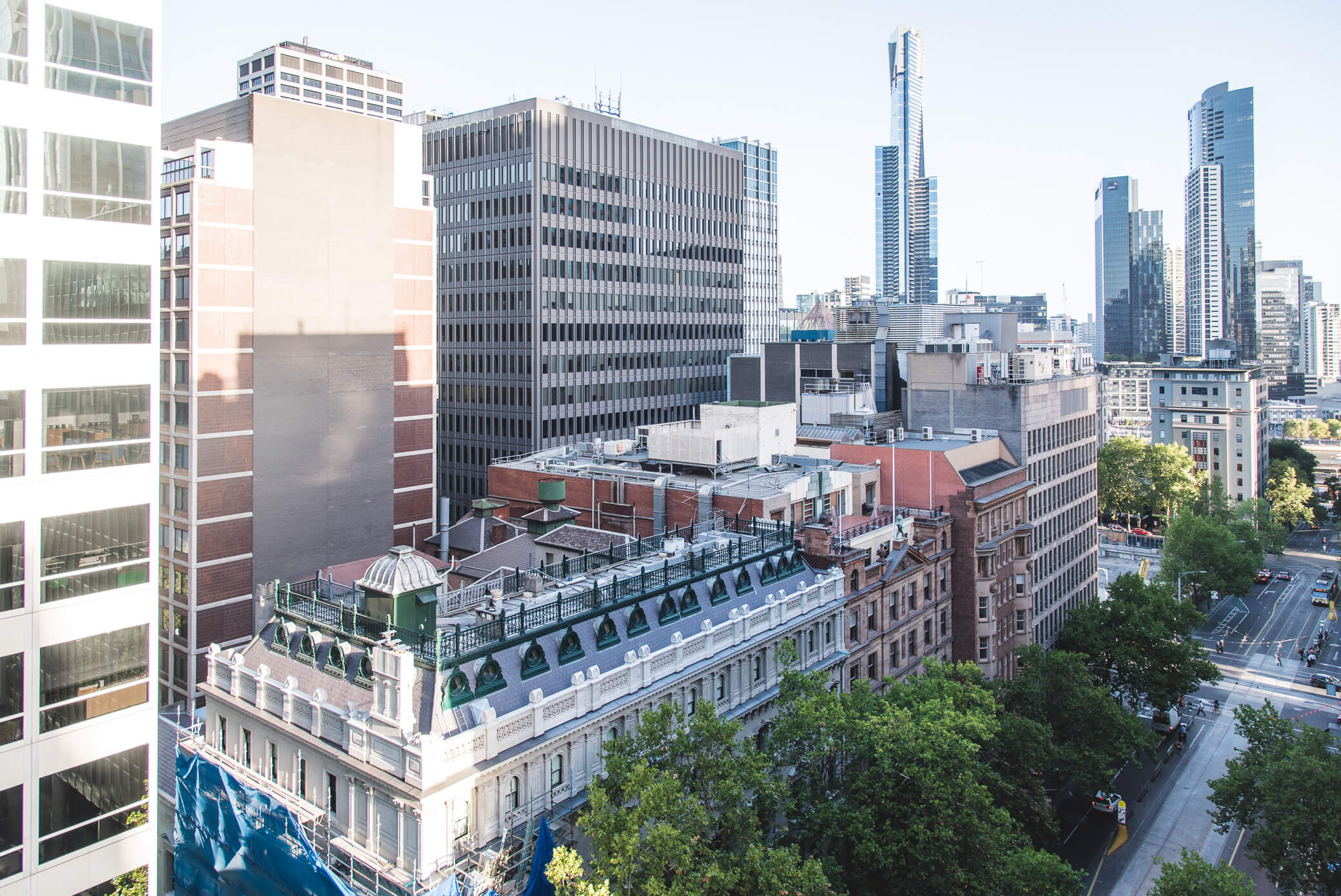 Melbourne is a modern and beautiful city offering a very high quality of life to entrepreneurs
