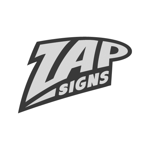 Zap Signs