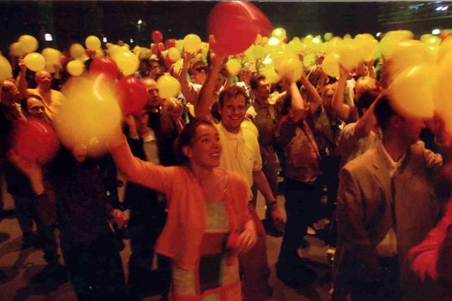 The Happy Balloon
