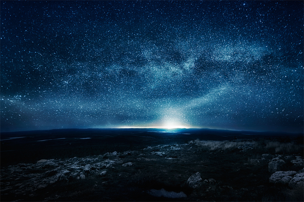 Mikko Lagerstedt - Night - Print Giveaway