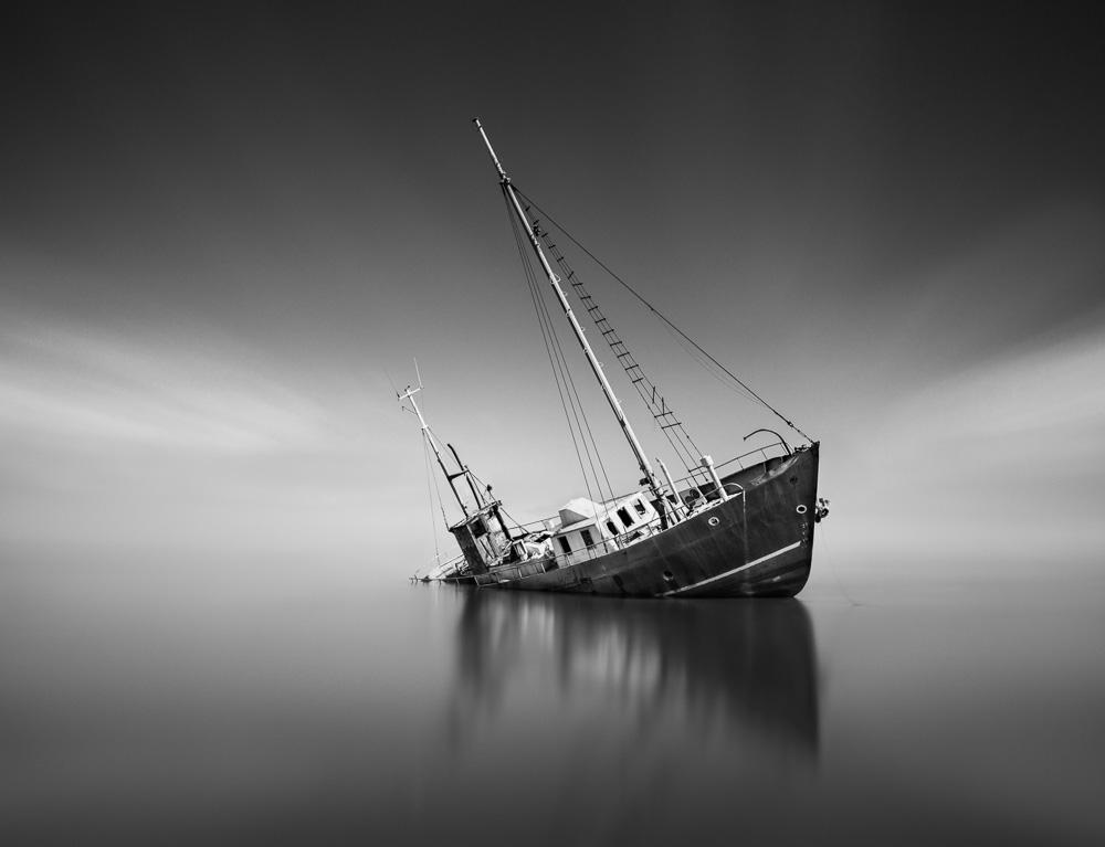 Mikko Lagerstedt - Shipwreck - 2013 - Emäsalo, Finland.