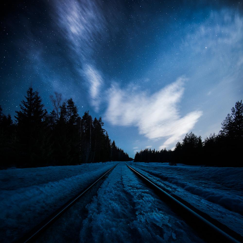 Mikko Lagerstedt - Night Tracks - Nurmijärvi, Finland - 2013
