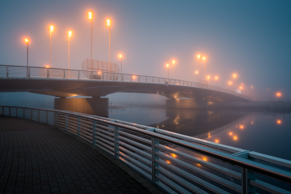 Fog Bridge - Tutorial - The Final Image
