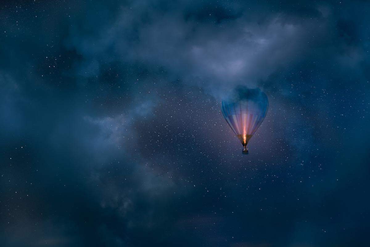 Night Flight - Mikko Lagerstedt