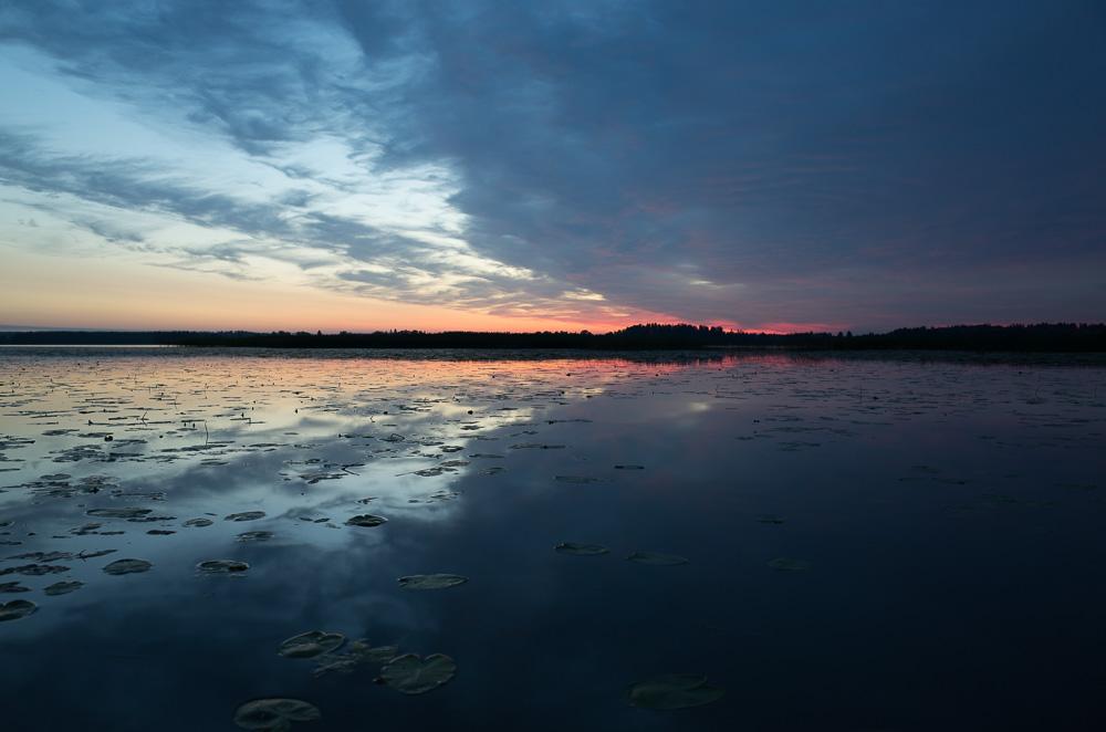 Sunset - Before