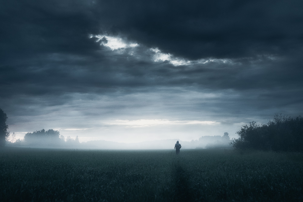 Mikko Lagerstedt -  In The Silence - 2014, Kerava, Finland