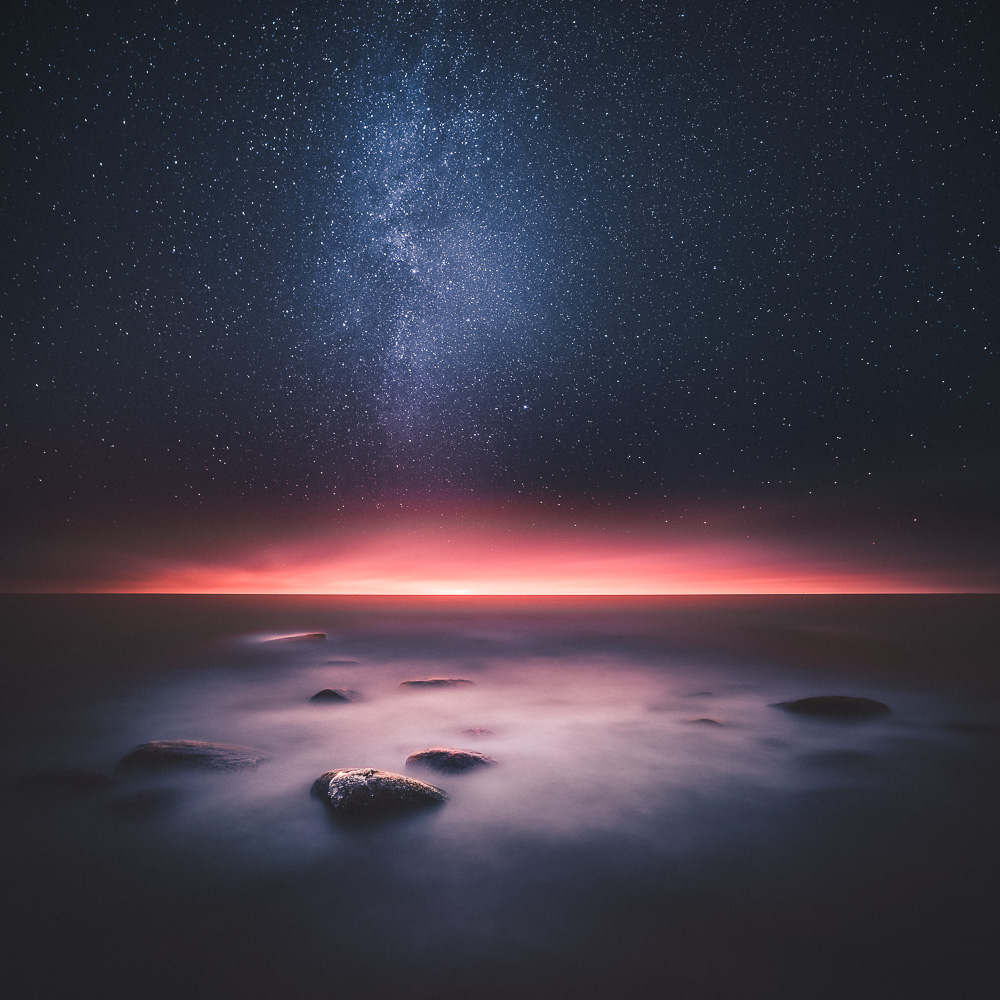 Mikko Lagerstedt - The Whole Universe Surrenders - 2015, Emäsalo, Finland