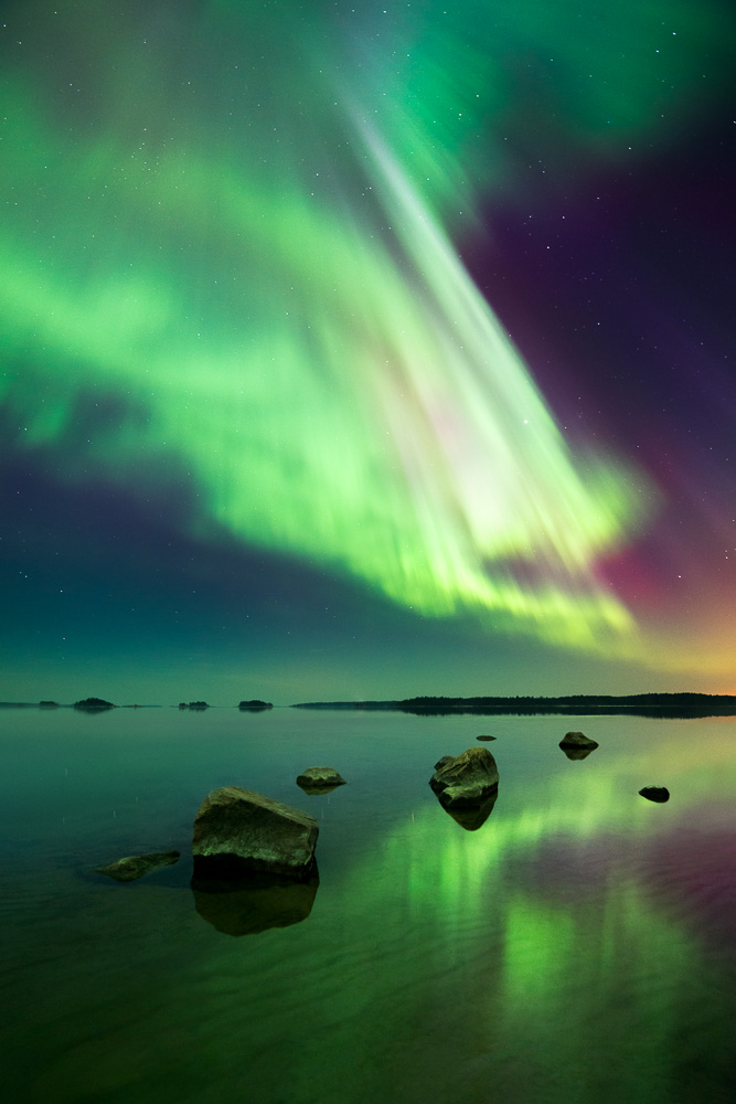 Glowing Light - 2015 - Porvoo, Finland