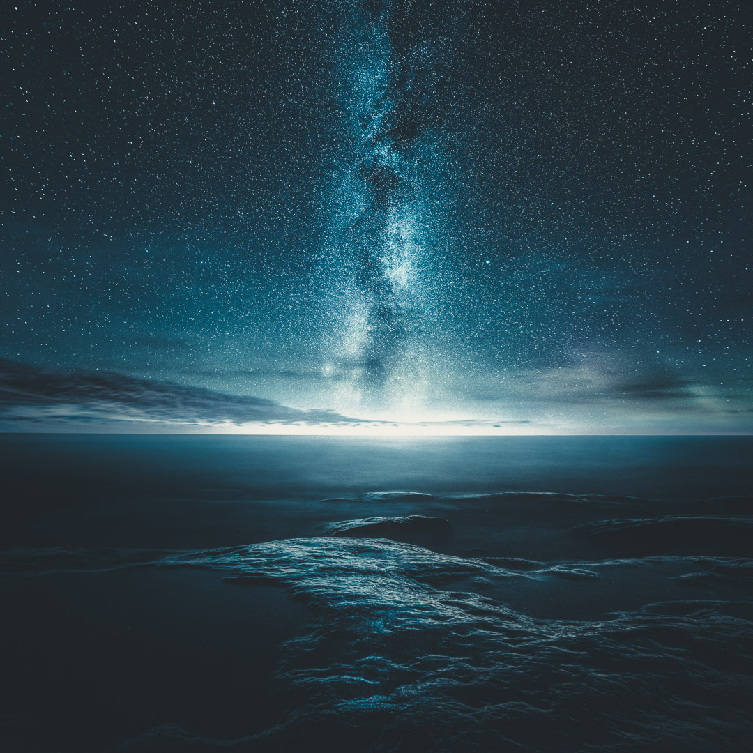 Dimension of Night - Mikko Lagerstedt - 2015, Meri-Pori, Finland