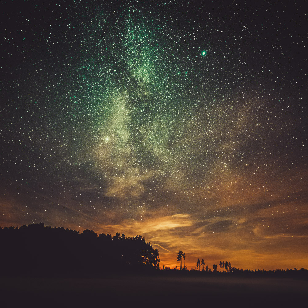 Lost at Night - Mikko Lagerstedt - Nikon D800, Samyang 14 mm f/2.8