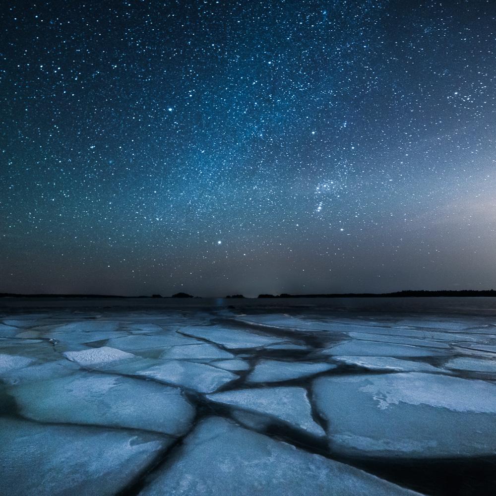Night Tiles - Porvoo, Finland 2015