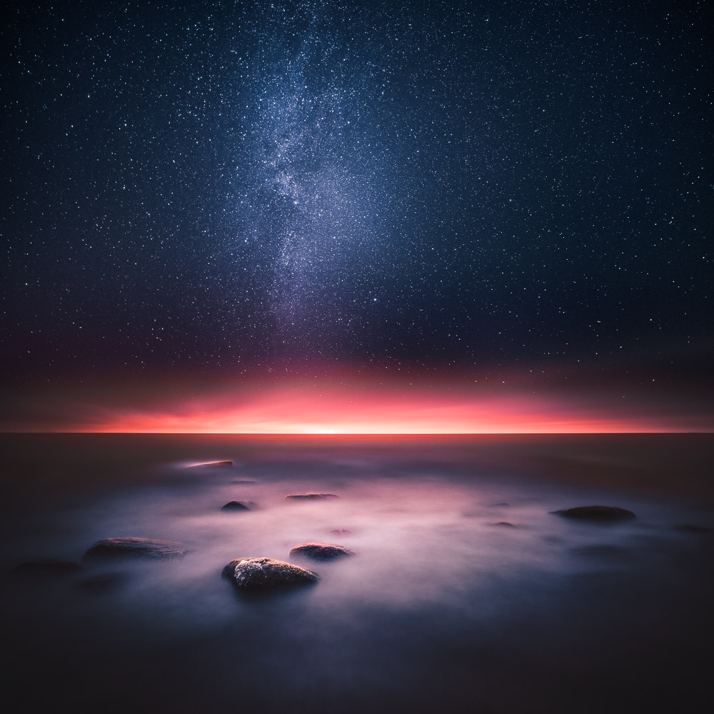 Mikko Lagerstedt - The Whole Universe Surrenders - 2015 - Emäsalo, Finland