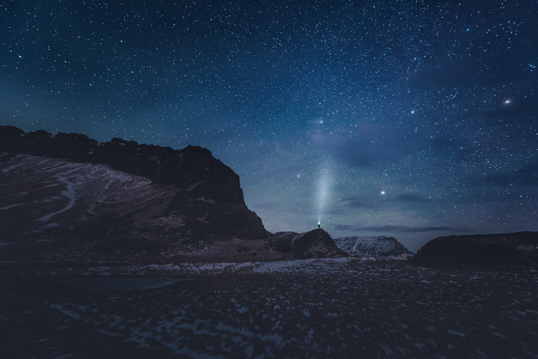 Mikko Lagerstedt - View from Iceland, 2016