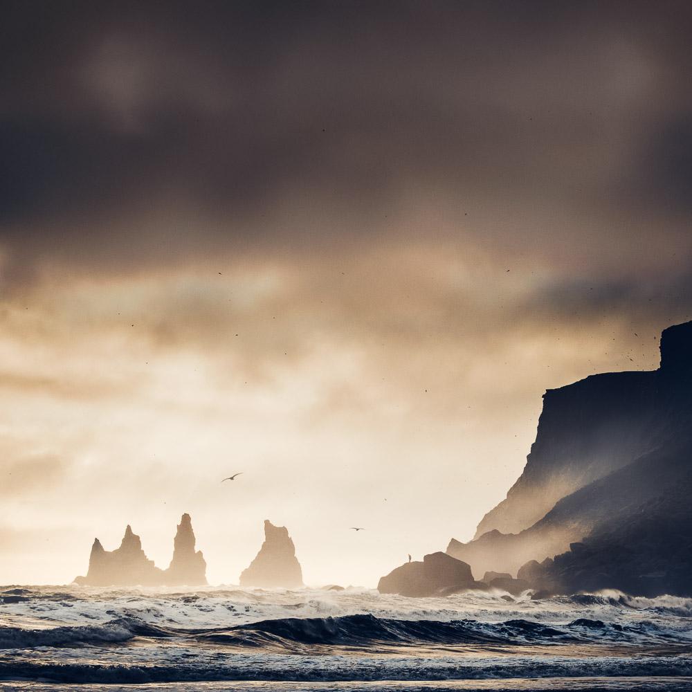 Storm – Vík, Iceland 2016