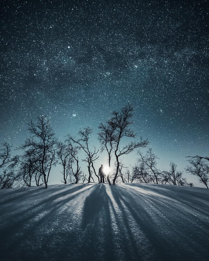 Mikko Lagerstedt – Long Shadows II – Kilpisjärvi, Finland 2018