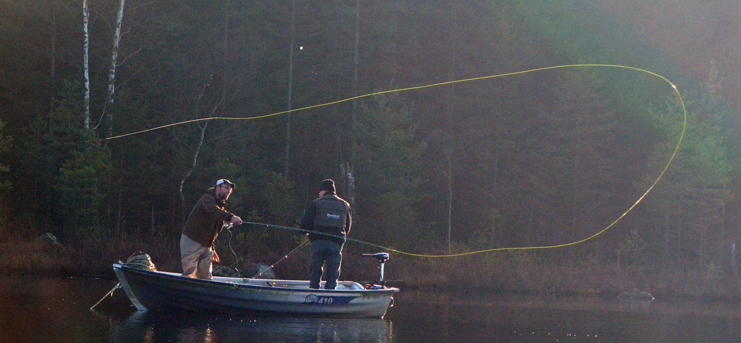 Fina fiskevatten