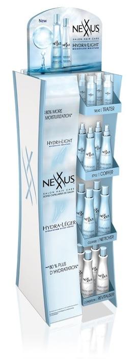 Unilever-Nexxus-Hydra-Light-Davis-Marketing-Retail-Award-POPAI