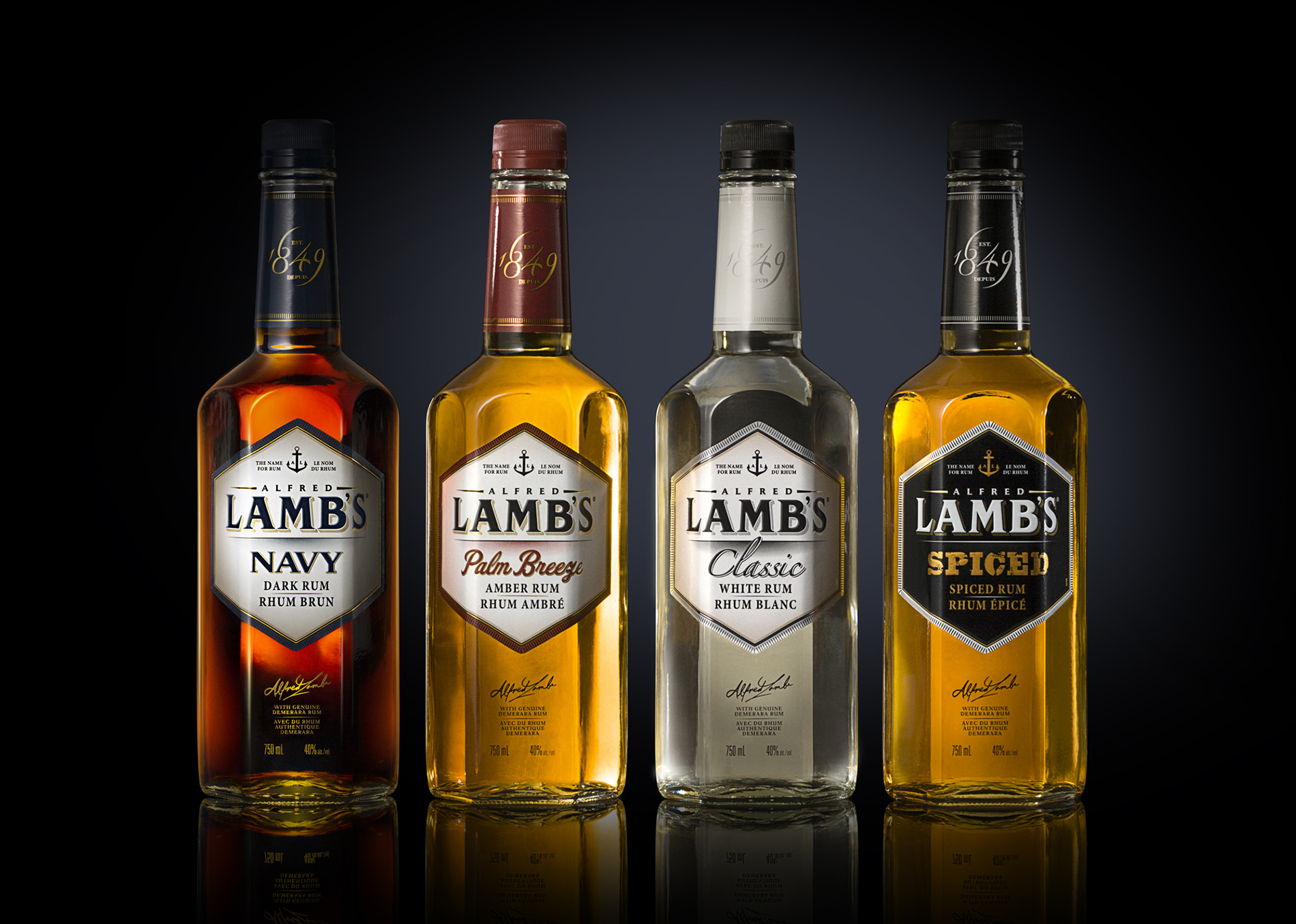Davis-Lambs-Rum-Group