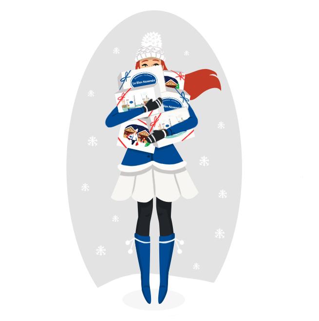 Illustration Newsletter - Charlène Girodet