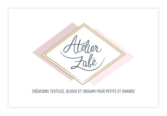 AtelierZabé -Carte de Visite -Charlene Girodet
