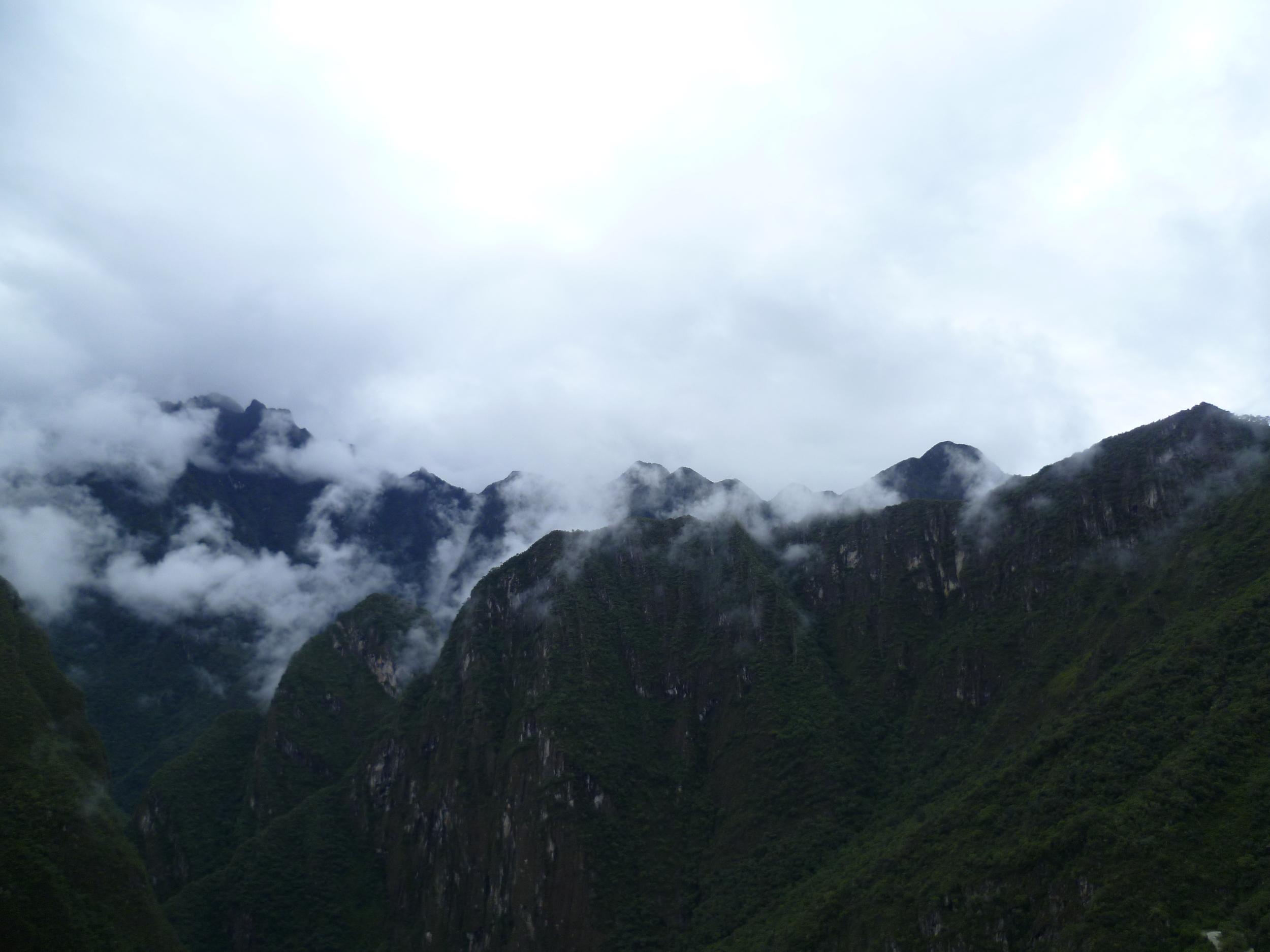 Machu Picchu   Photography © J  oe Woodhouse