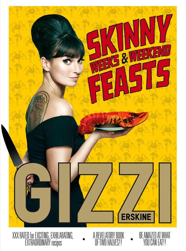 Skinny Weeks & Weekend Feasts - Gizzi Erskine   Photography Jason Lowe