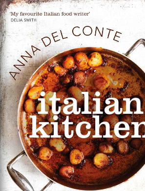 Italian Kitchen - Anna Del Conte   Photography Jason Lowe