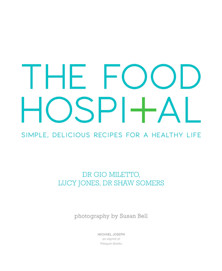 The Food Hospital - Channel Four   Photography Susan Bell