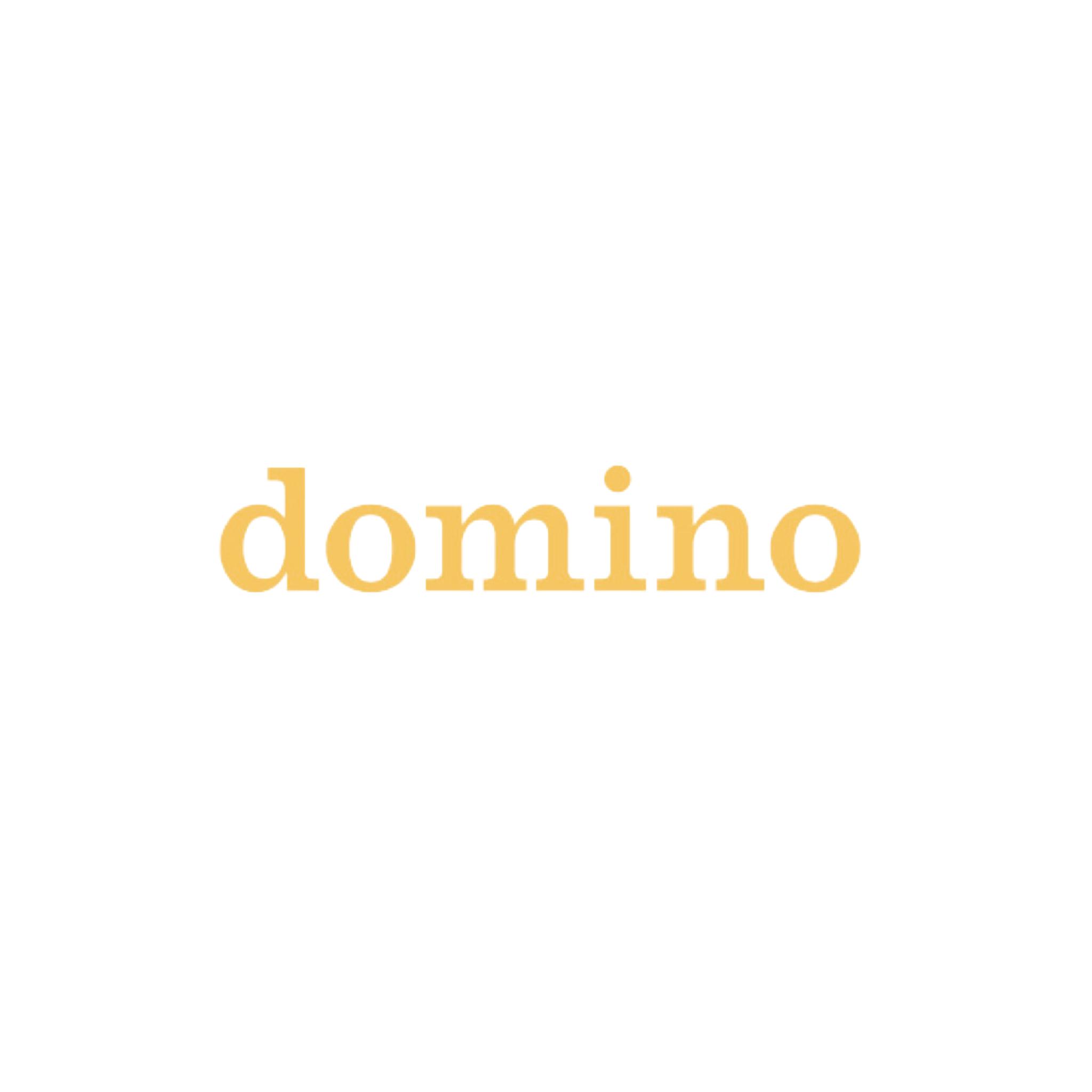 Domino - April 2019
