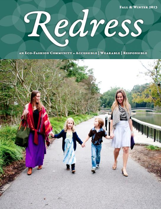Redress Fall/Winter 2013 Catalog
