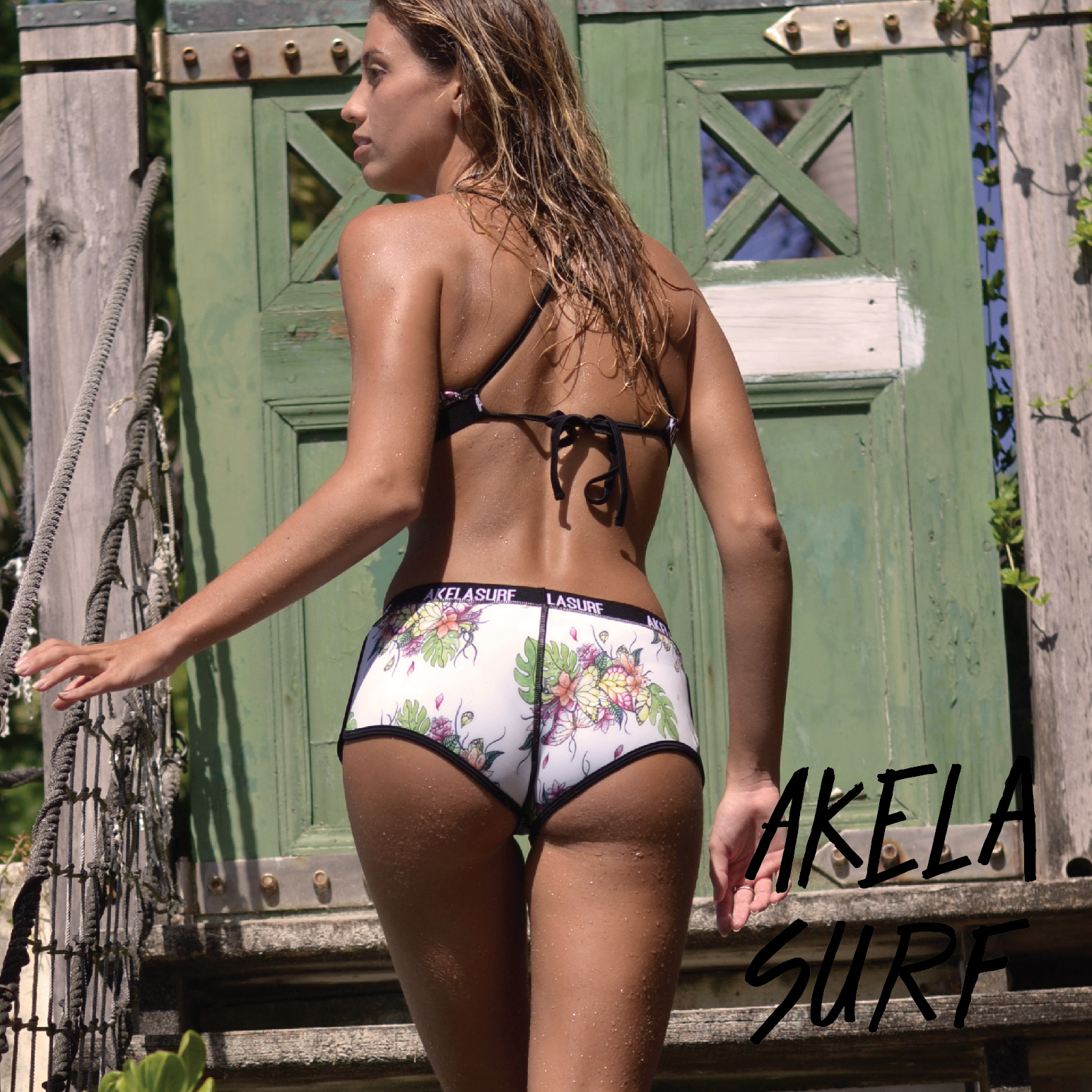 Akela Surf  is an exclusive Canadian Surf Brand. They combine their love and experiences with design, lifestyle, ethical mindset and gliding on water to pour it all into the brand.