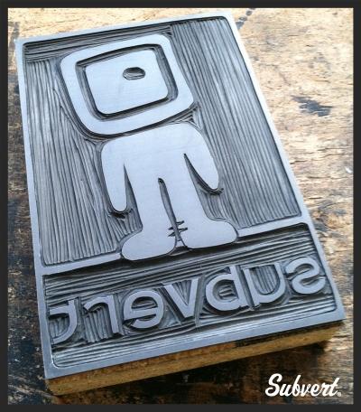 TV Boy block - Subvert