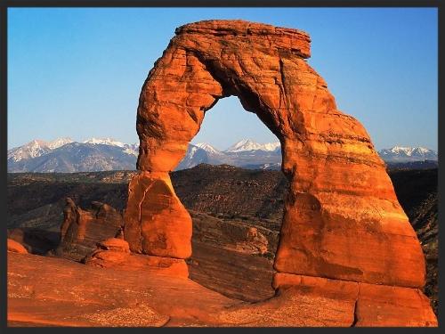 Delicate Arch in Moab, Utah