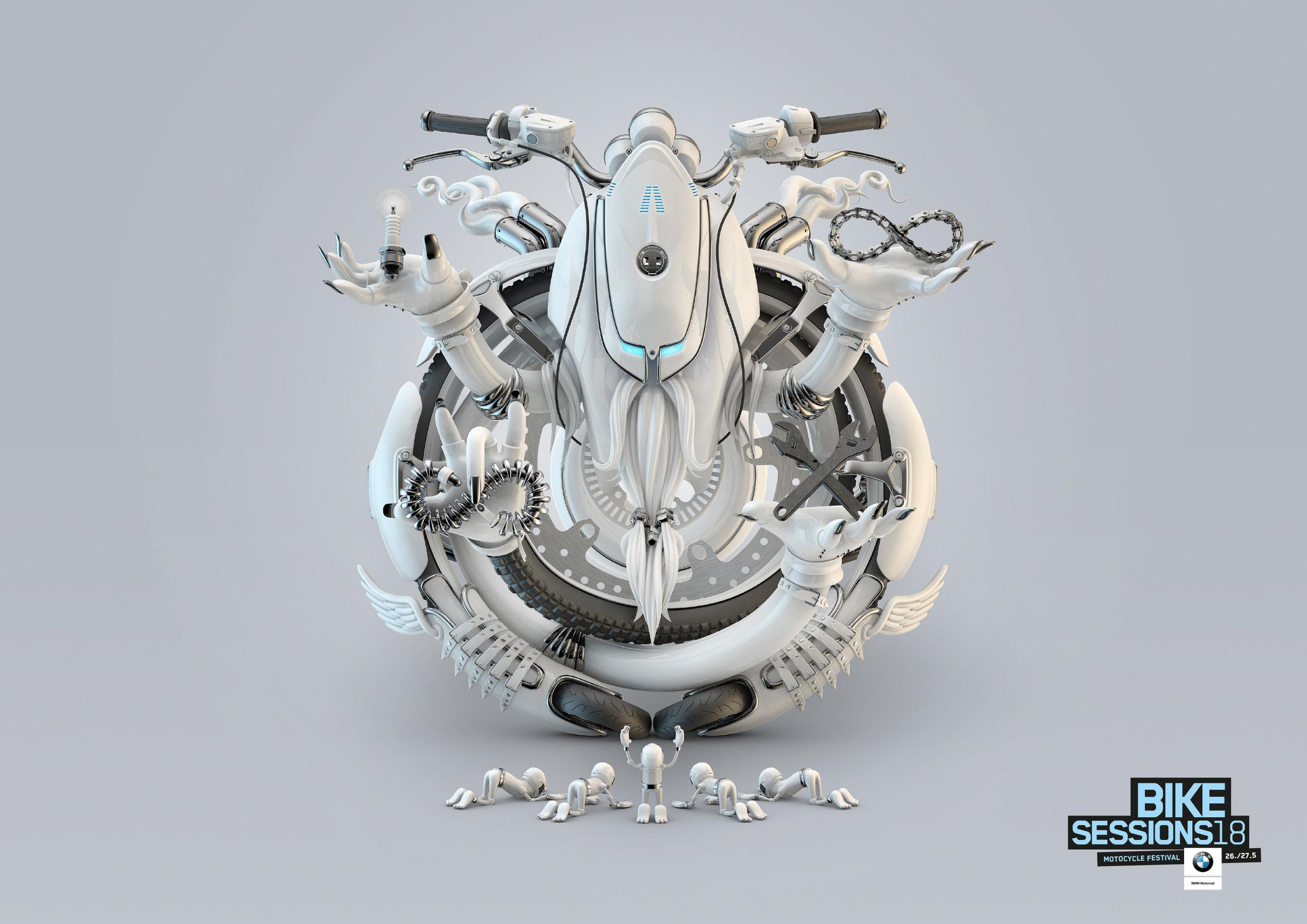 BMW Motorrad   Visual Bikesessions  Serviceplan Suisse