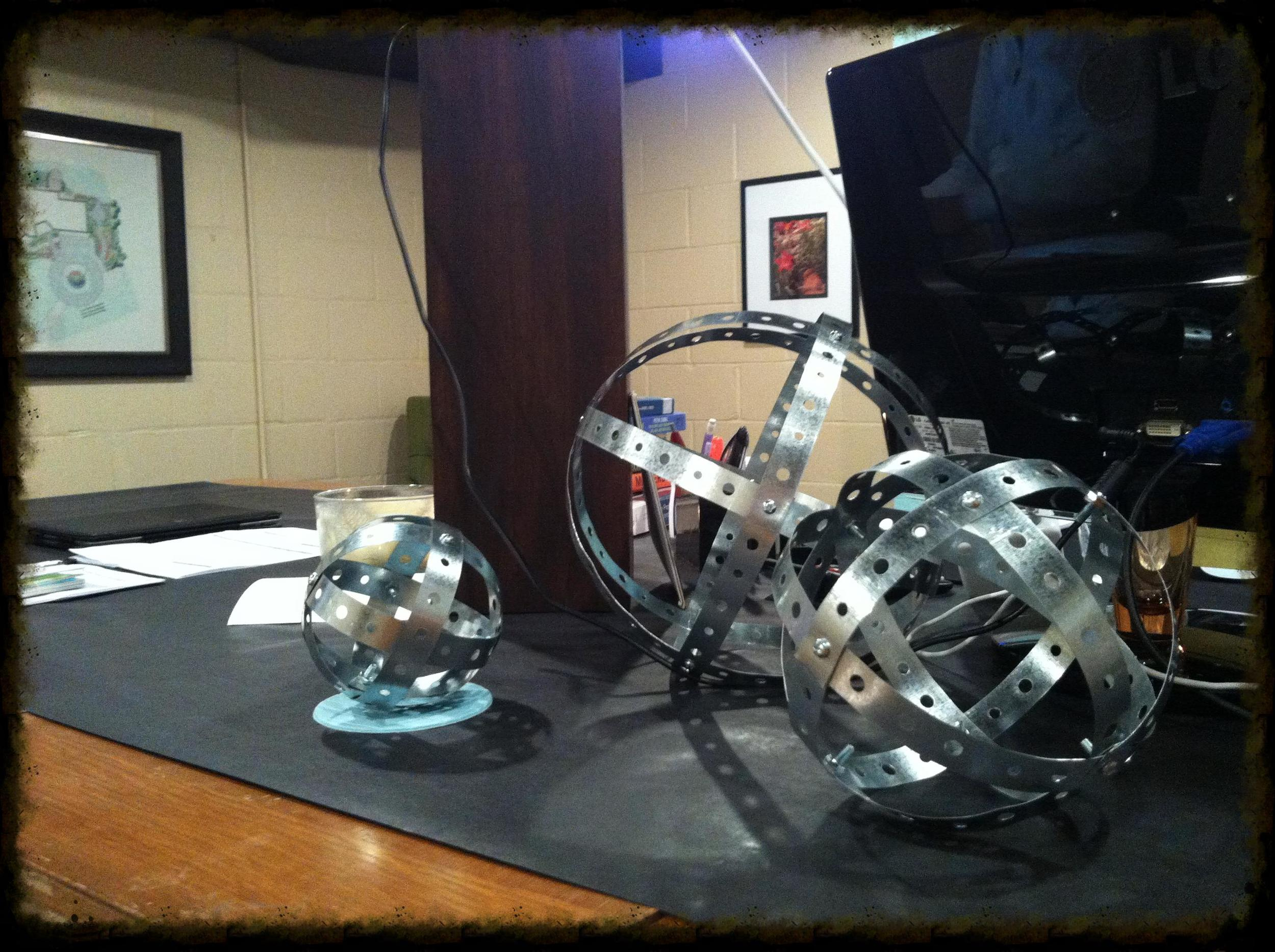 Lani's inside balls.  Photo by - Garth Woodruff