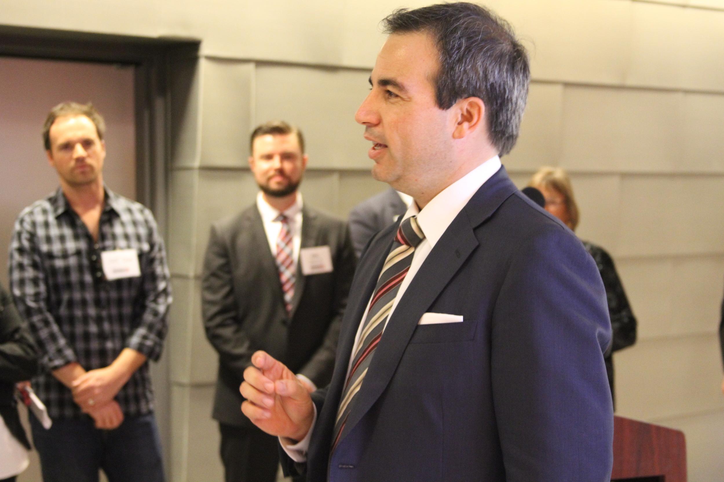 Sinan Kanatsiz, Founder and Chairman of Chapman50