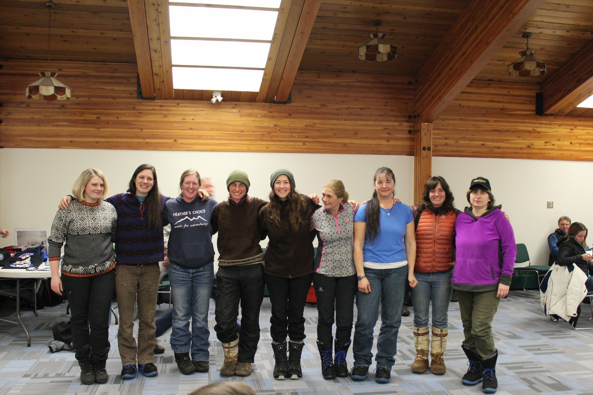 The Women of the Yukon Quest